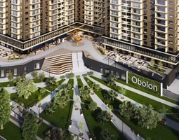 ЖК Obolon Residences