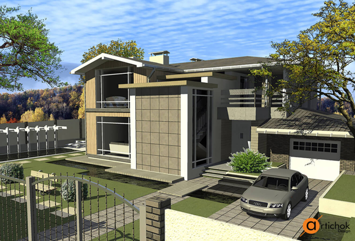 Project Contemporary home